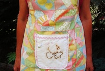 Sew Aprons / by Deanna Fitz