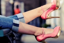 Shoe Lover / by Paola Barrios
