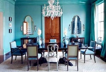 Dining Rooms / by House Beautiful Magazine