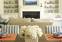Family Rooms / by House Beautiful Magazine