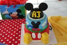 AJ's Mickey Mouse / by Barb Lynch