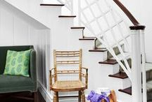 Staircases / by House Beautiful Magazine