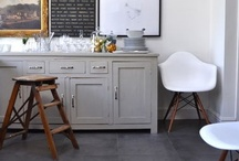 Home : Furniture & Accessories / A collection of favorite ideas for furniture, painted furniture, cabinets, and home accessories. / by She Wears Many Hats | Amy Johnson