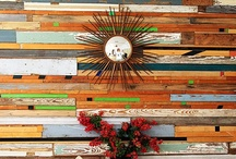 Home : Fun and Unique Ideas / Fun and unique decorating and updating inspiration for the home. / by She Wears Many Hats | Amy Johnson