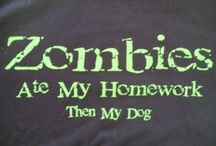 zombie time / by Lesley Osmond