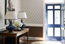Entryways / by House Beautiful Magazine