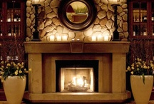 Fireplace / by Ryleigh Maas