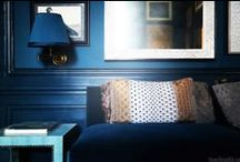 Blue / by House Beautiful Magazine