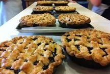 Pies, Tarts and Crostatas / The Chopping Block demystifies how to make tender, flaky crusts, wrap them around delicious sweet and savory fillings, and bake them to golden perfection in our hands on Pies, Tarts and Crostatas class.