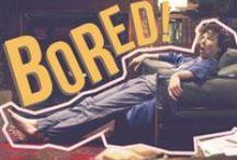 Sherlock / Benedict Cumberbatch / Martin Freeman / Anything to do with Sherlock!  / by Kara Windsor