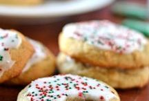 christmas cookies list / by Brooke Sias