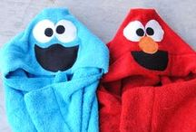 AJ's Elmo and others / by Barb Lynch