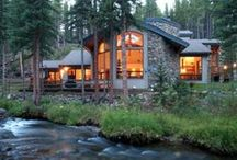 Mountain Getaways / Experience the scenic mountainous region of Colorado, Utah and Idaho.  Wyndham Vacation Rentals offers a wide selection of vacation homes and condos, whether you seek an outdoor adventure or relaxation while on vacation. / by Wyndham Vacation Rentals