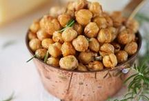 We Love Chickpeas / Chickpeas are healthy, tasty and cheap. Check out all of the different ways to use this popular legume.