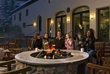 Apres Ski / Apres ski (noun): the social activities and entertainment following a day's skiing.