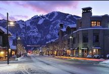 Destination: Sun Valley / Home of one of the premier ski resorts in the country, Sun Valley is the spot for adventure. From downhill skiing, Nordic sports, dog-sled tours, gondola rides, majestic mountain-top vistas, attractions in the tows of Hailey and Ketchum, you'll always have something to do.