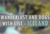 ICELAND Wanderlust Wish List