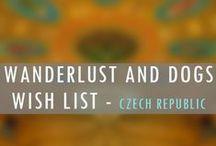 CZECH REPUBLIC Wanderlust Wish List