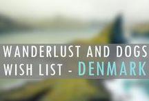 DENMARK Wanderlust Wish List