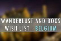BELGIUM Wanderlust Wish List