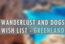 GREENLAND Wanderlust Wish List