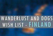 FINLAND Wanderlust Wish List