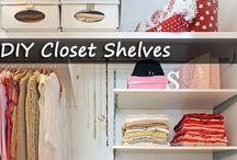 Closet organization / by Issabelmar .