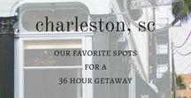 Charleston Babymoon
