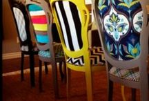 Designer Chairs / by Susie Seligman