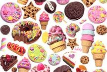 Sugar Obsession / pretty yummy pictures and recipes too / by Kiki B