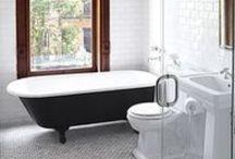 Bathroom / salle de bains / by Madame Jakobsen
