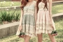 Ideas for the Bridesmaids