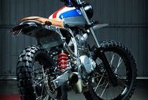 Flat Track, Street Tracker, for Mods / by Ghil INSANE