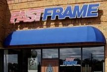 Fastframe Stores / Fastframe stores around the country