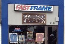 Window Dressing / Fastframe Store Windows