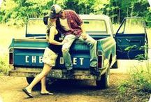 Country loνe & Pick-up trucks / by amy smith