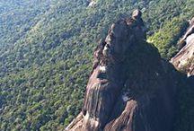 Suriname landscapes