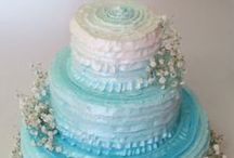 Wedding Cakes / Wedding Cakes that we've done for our customers.
