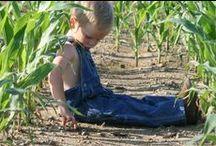 Farm Kids & Kids on Farms