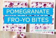 Yogurt Yumminess / Yogurt favorites and recipes