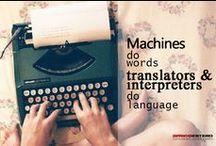 AFORISMI / Aforismi e citazioni sulla traduzione e il tradurre..