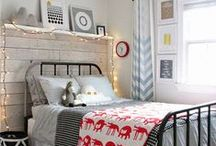 Big Boy Room / Ideas for creating the perfect big-boy room - decor and DIY proejcts