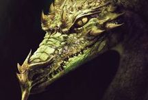 Draconidae of the Occident / Mostly Western dragons and wyverns.  / by Rachel V