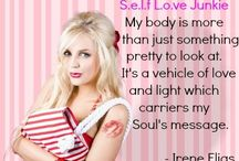 Fit / A Self Love Junkie aims to be fit so she has the energy to fulfil her life purpose.