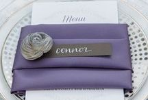 Napkin Folds & Styles / Customize your look with a napkin fold to fit your tablescape look!