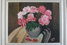 paintings - moje malowanie / photographs, oil paintings, pastels and drawings made by me