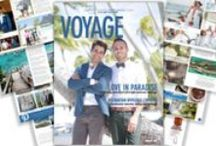 Voyage Summer 2014 Digital Magazine / The first LGBT destination wedding digital magazine. Get inspired by incredible destinations, beautiful real weddings and eye-catching trends.