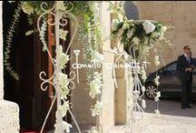 Disegno principesco,... / ...con festoni di orchidee, tra la basilica di Santa Croce e Masseria San Lorenzo a Lecce.