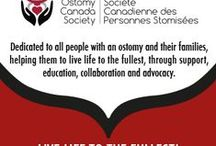 Ostomy Canada Society / Mission Statement: Ostomy Canada Society is a non-profit volunteer organization dedicated to all people with an ostomy, and their families, helping them to live life to the fullest through support, education, collaboration and advocacy.  Tag Line Ostomy Canada – Live Life to the Fullest!