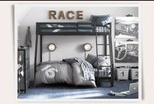 RH Baby & Child / Dream nursery inspired by the beautiful designs and decor at RH Baby & Child!